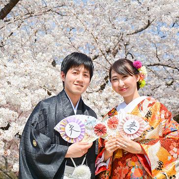 桜フォトギャラリー前撮り08