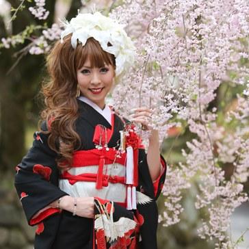 桜フォトギャラリー前撮り10