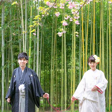桜フォトギャラリー前撮り12