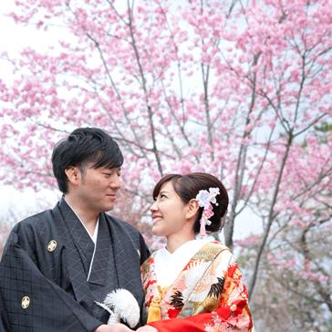 桜フォトギャラリー前撮り07