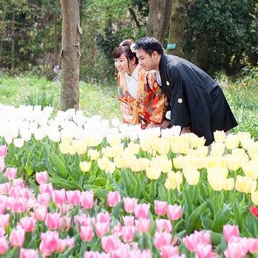 京都府立植物園の前撮り03