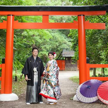 京都府立植物園の前撮り05