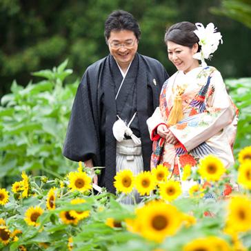 京都府立植物園の前撮り07