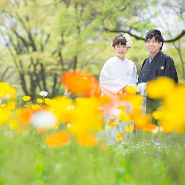 京都府立植物園の前撮り08