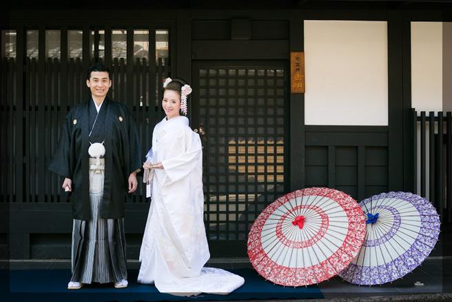 本場、京都の伝統美を撮影