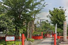 車折神社の撮影料