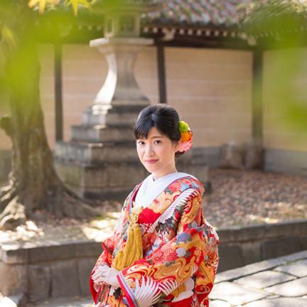 今宮神社の前撮り