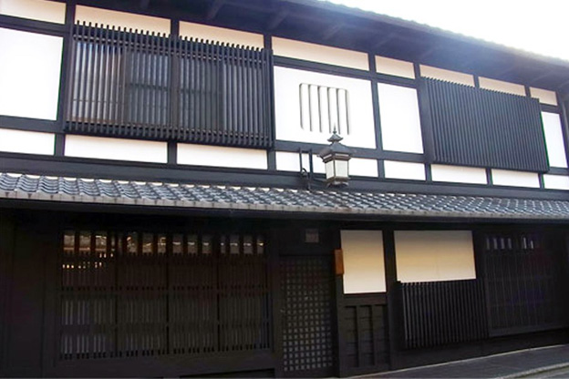 京町家の店舗