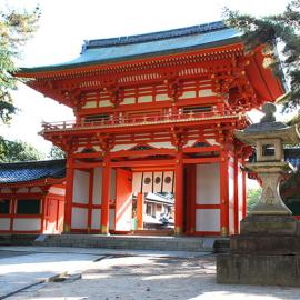 京都前撮り ロケ地 今宮神社