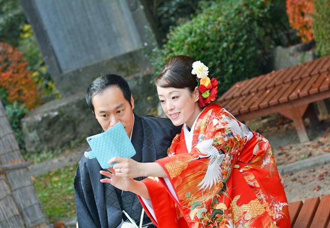 京都前撮り京都の四季