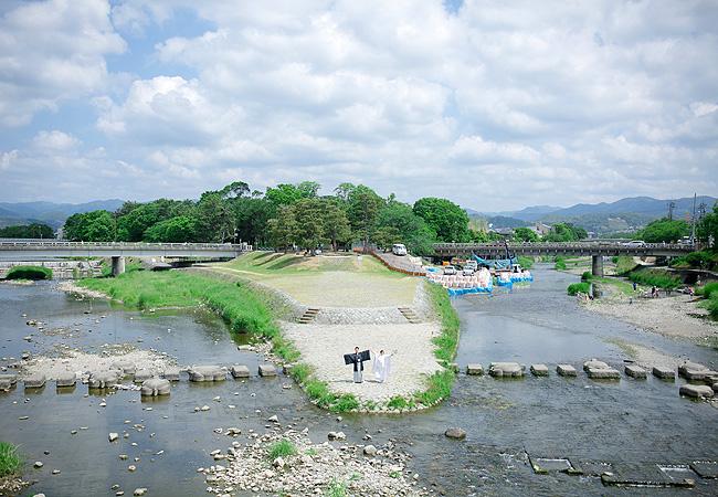おすすめロケ地 鴨川