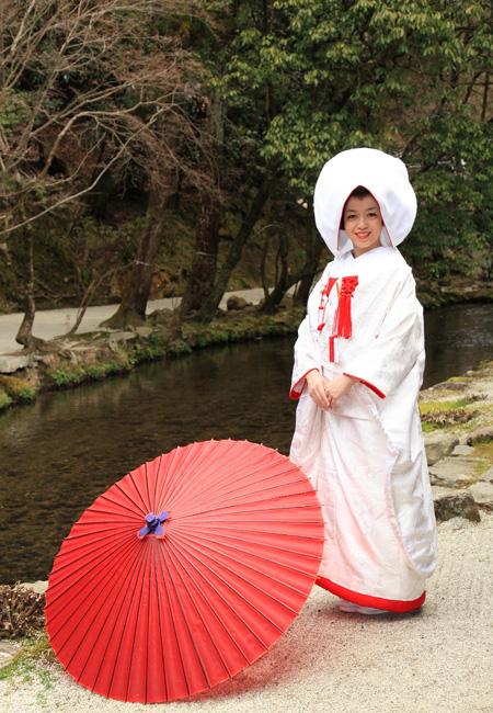 上賀茂神社結婚式のブログ画像