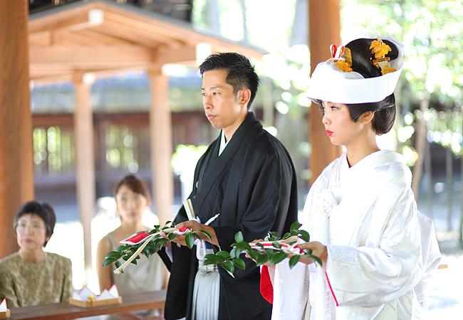 豊国神社挙式のブログ画像